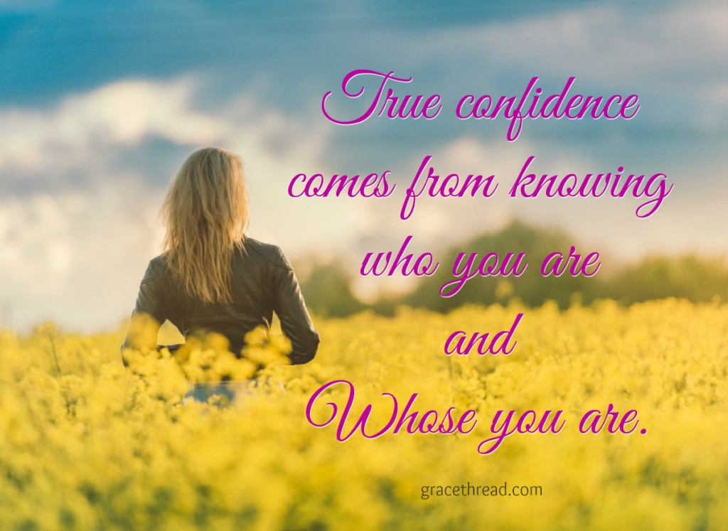 true confidence - gracethread